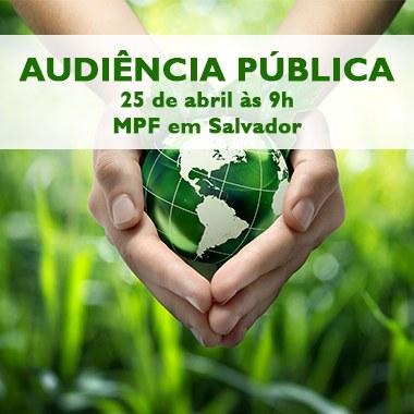 audiência MPF