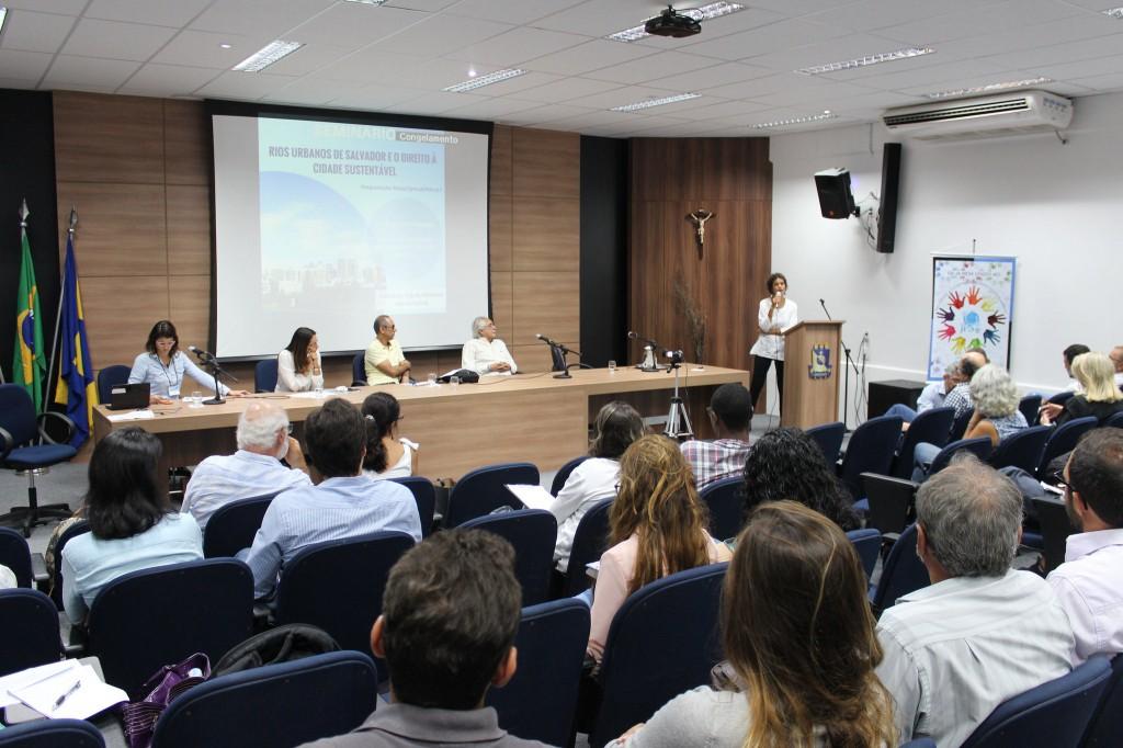 foto seminário
