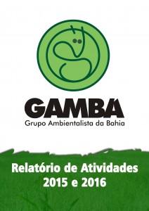 Gambá - Relatório de atividades 2015 e 2016_Página_01